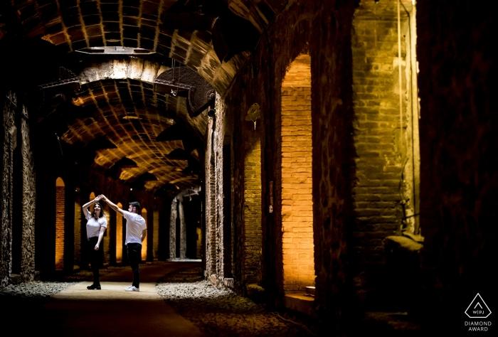 We Dance? - Spain Engagement Photo Session