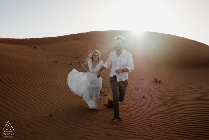 Fossil Rock, strzelanie do celu w Dubaju   Pustynna przygoda w piasku i słońcu