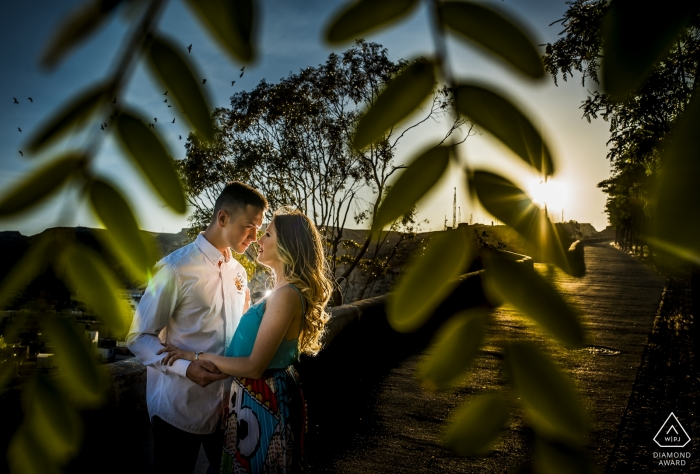Almeria - Spain Engagement Portrait Shoot - Almeria's precious late afternoon