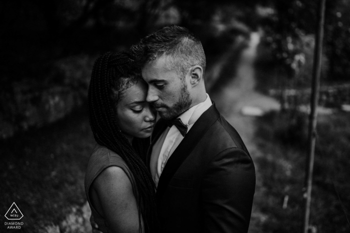 Florence Garden of Rose Pre Wedding Photos - Stay Close and Dream