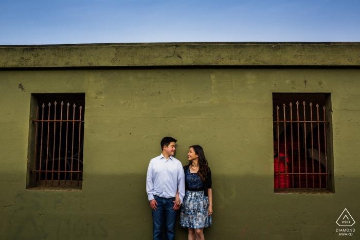 San Francisco Engagement Portraits