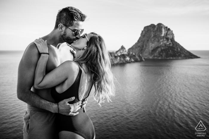 Spain Pre Wedding Shoot - Es Vedra's Love