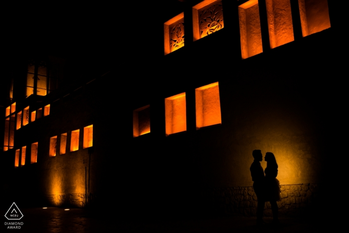 Engagement Photography for Bur-Dubai, Dubai. | Pre-wedding photoshoot in the streets