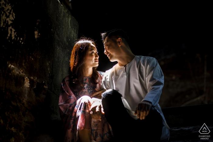 Verlobungsfotografie für die Türkei   Istanbul Pre Hochzeitssitzung im Grand Bazar