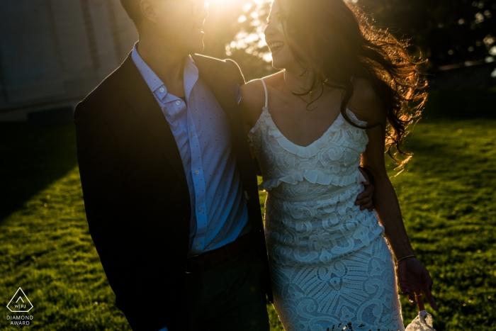 Vinci Wang ist ein Hochzeitsfotograf für