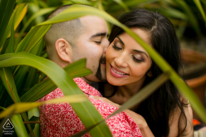Half Moon Bay, California engagement picture session at the First Date Restaurant
