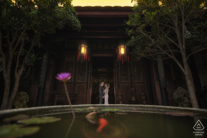 XIAMEN Pre Wedding Portrait - Beautiful love by the water