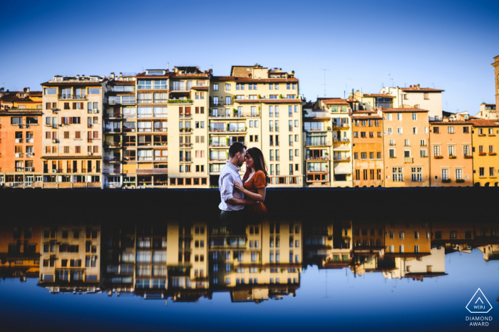 Engagement Sessions   Florence Reflections