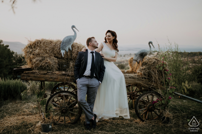 Engagement Picture Session | Pre-Wedding Photo from İzmir, Turkey