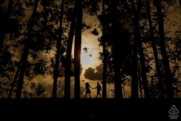 Chris Borges aus Paraná ist Hochzeitsfotograf für