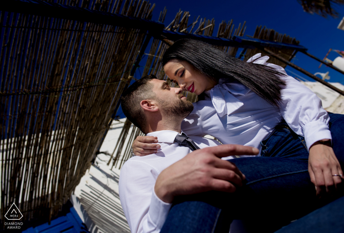 Engagement Photography Session from Almeria - SPAIN - A very nice session, with a lovely couple