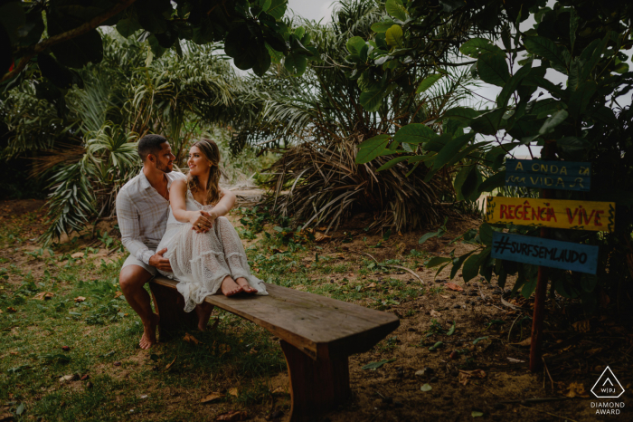 Engagement Picture Session from Linhares, Espírito Santo, Brazil