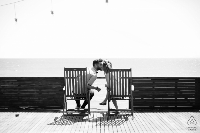 Engagement Photography Session from Tekirdag, Turkey - where they are in love
