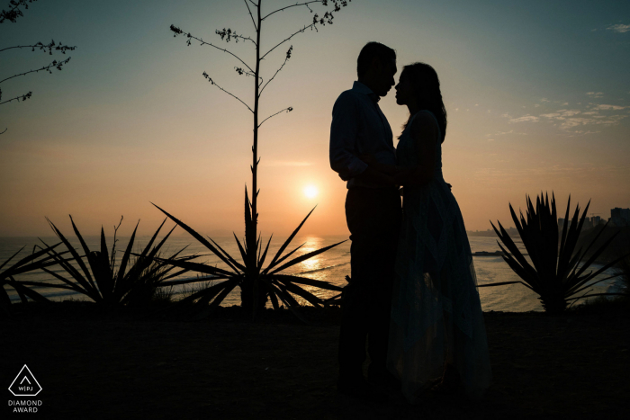 Engagement Photography   Sunset E-Session in Lima, Peru