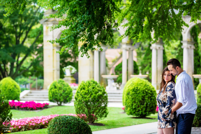 Monmouth University, New Jersey Engagement Session