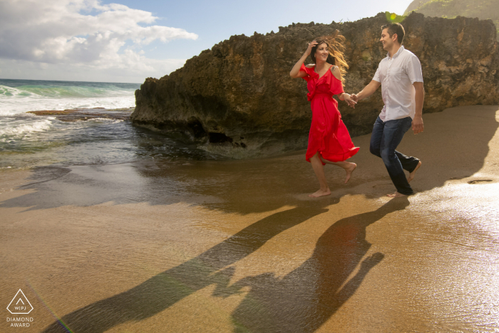 Tunel Guajataca, Isabela, Puerto Rico couple with light and wind created the perfect shot for this one