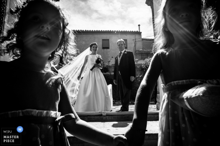 Miguel Onieva, of Madrid, is a wedding photographer for Sigüenza, Castilla y León (Spain)
