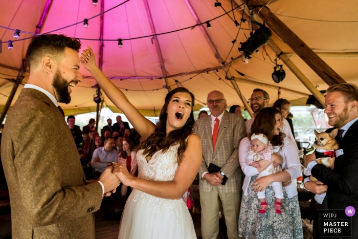 Tented Wedding Meppel - The Netherlands | Zuid Holland Wedding Photography