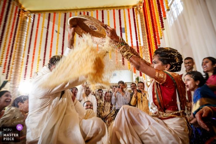 Cérémonie de mariage indien CT | Le Riverview à Simsbury, CT