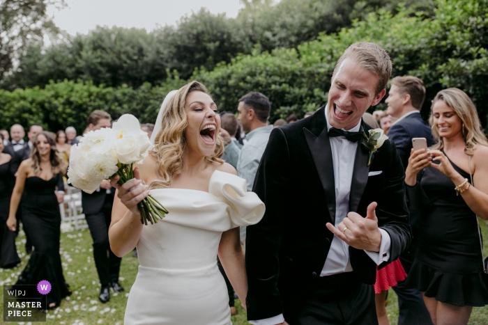 悉尼,澳大利亞戶外婚禮攝影師 -  Shaka's來自新郎與他的新娘