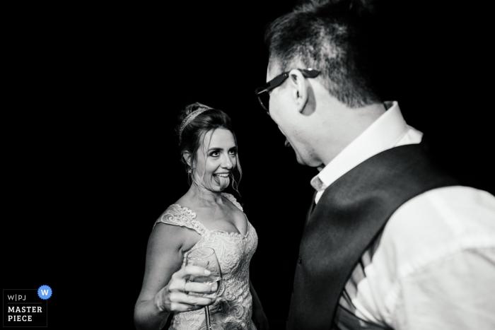 Eric Corbacho, of São Paulo, is a wedding photographer for São Caetano do Sul