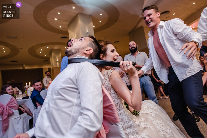 Best Western Plus Hotel Expo - Sofia wedding photograph of the Last song