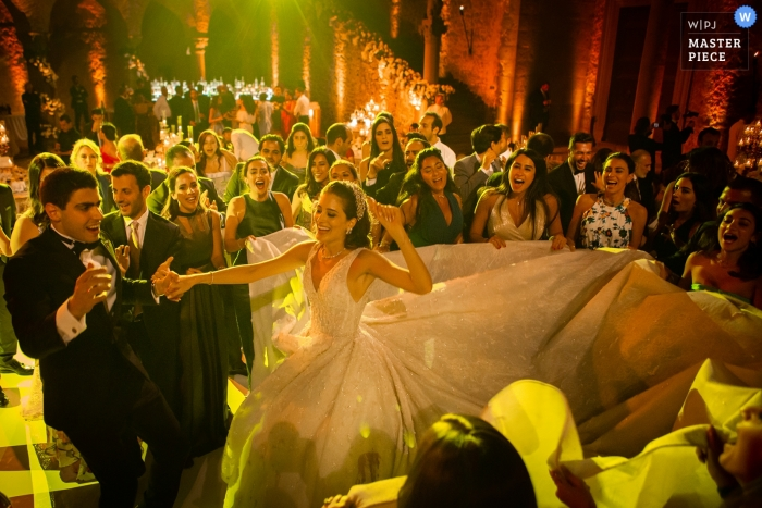 Castello Odescalchi - Photography of The party at the reception venue