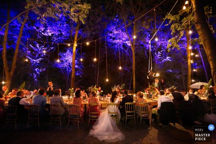 Convento dell'Annunciata, Medole, Mantova Dinner / elegante Empfangsfotografie bei der Hochzeit