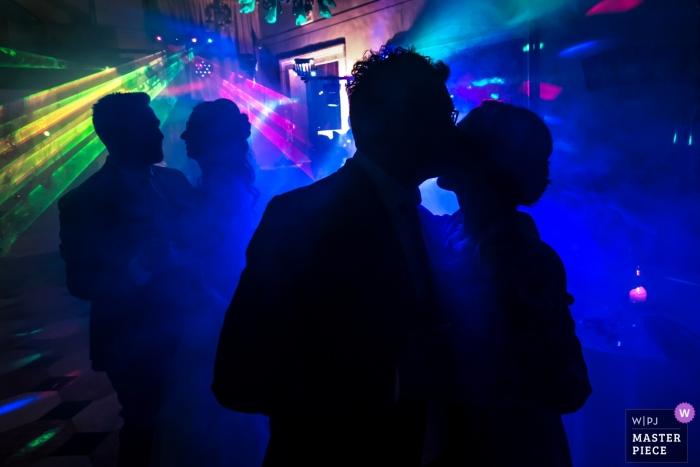 Ricevimento / Palais de Merli - Gazzo Veronese - Photographie de mariage à Vérone depuis la piste de danse
