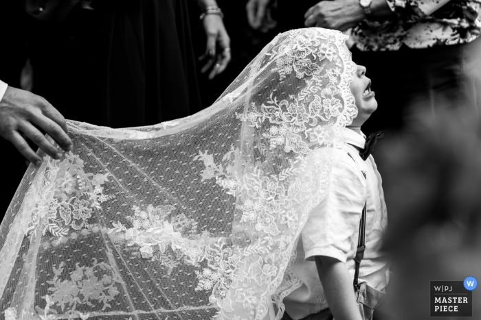 Netherlands Ceremony Photography  - Children at Weddings