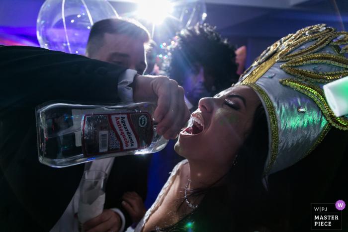 Venezuela Hochzeitsfeier Veranstaltungsort Fotograf - Shot !! Tanzfläche Party Bilder