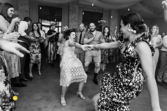 Wrightsville Manor, Wrightville, SC Damen tanzen