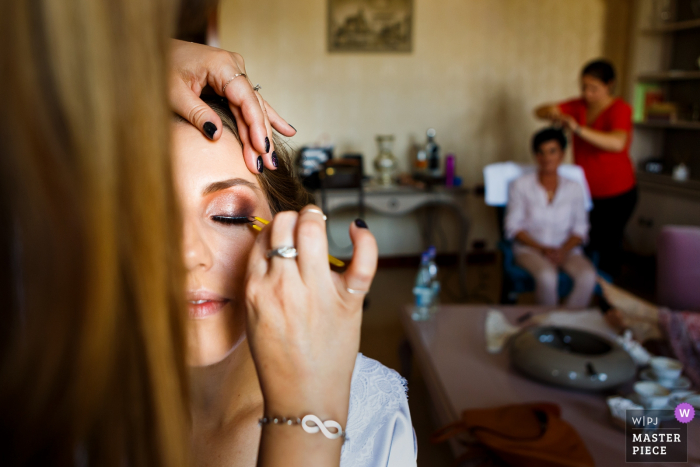 Suter Palace Bucharest wedding photography of the Bride getting ready