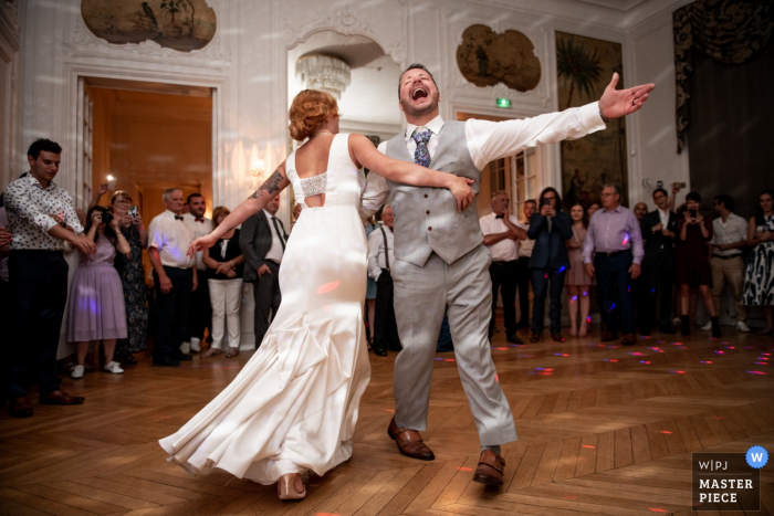 Noth Wedding Pictures - The First dance