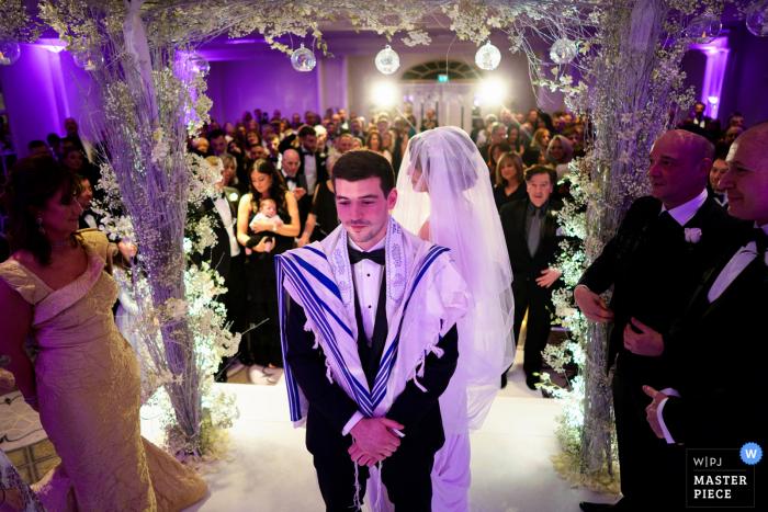 The Savoy Hotel London Jewish Wedding Ceremony