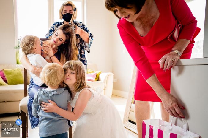 Cork Kids prep for the big wedding day