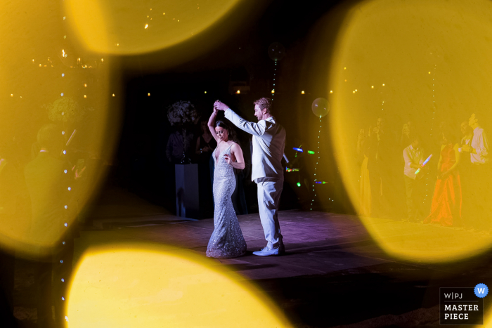 First dance wedding photo from Las Caletas, Puerto Vallarta, Mexico