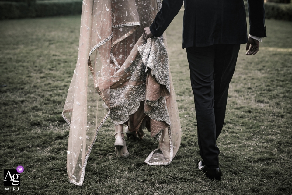 Melon Perez is an artistic wedding photographer for
