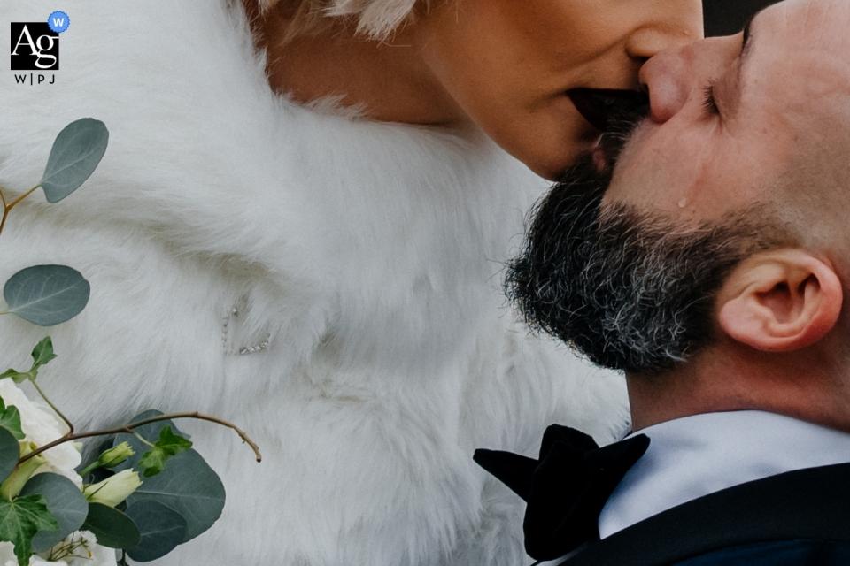 Cafa Liu ist eine künstlerische Hochzeitsfotografin für Ontario