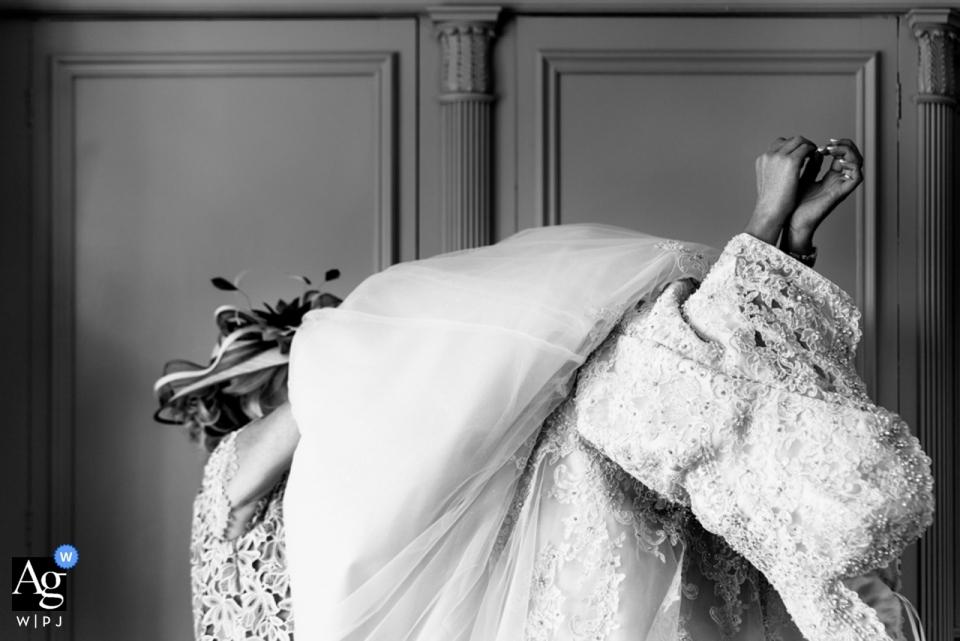 Janina Brocklesby ist eine künstlerische Hochzeitsfotografin für Lancashire