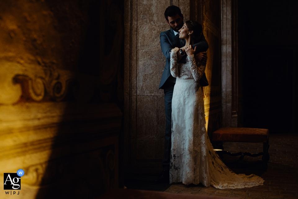 David Pommier ist ein künstlerischer Hochzeitsfotograf für