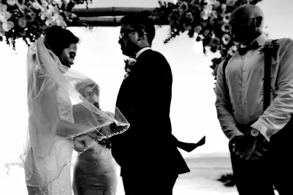 Ho Chi Minh, photographe de cérémonie de mariage au Viet Nam