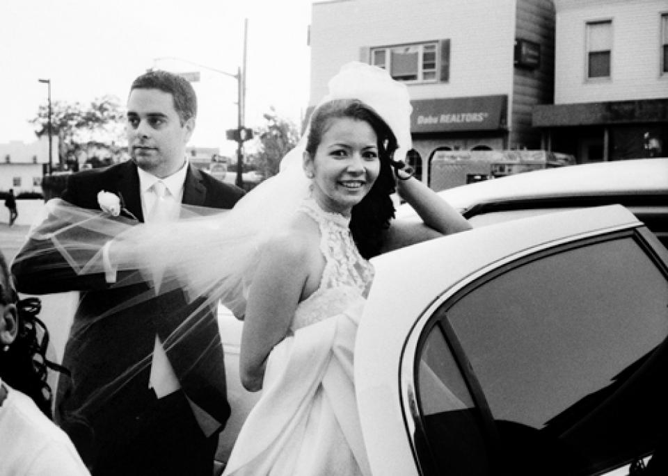 Melissa y alex