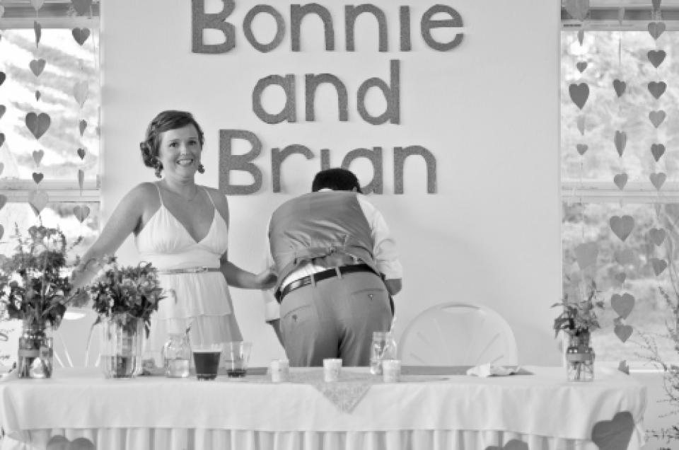 Brian and Bonnie