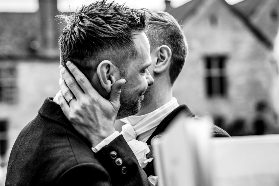 Notley Abbey Wedding, Bijou Weddings