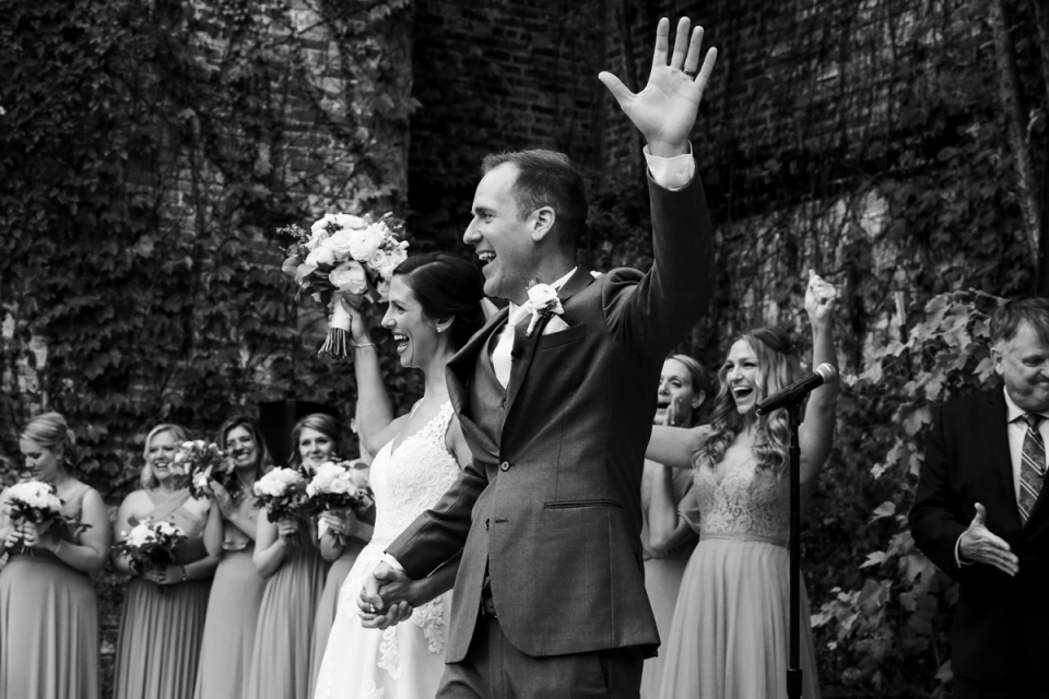 Chicago wedding photography city winery Ruthie Hauge Photography