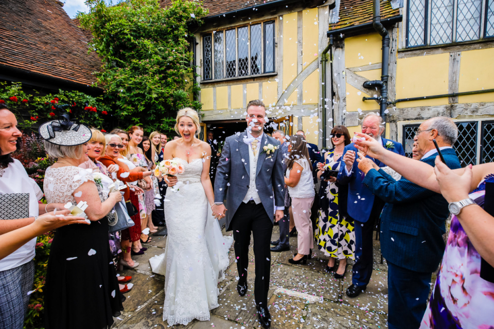 Cain Manor Wedding Photography by Tansley Photography of the UK