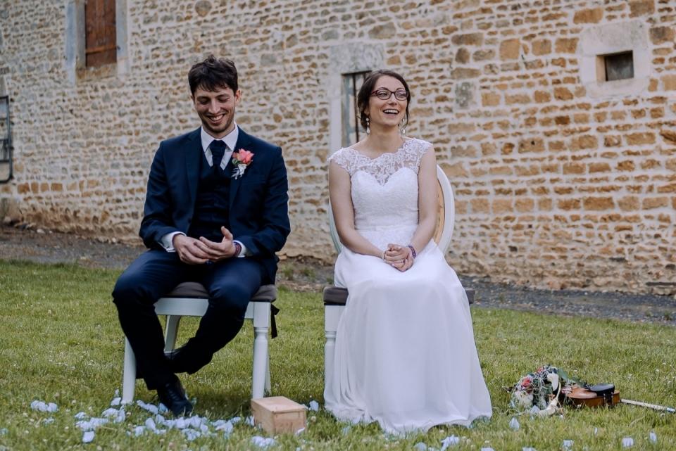 Ceremony wedding photography - Caen