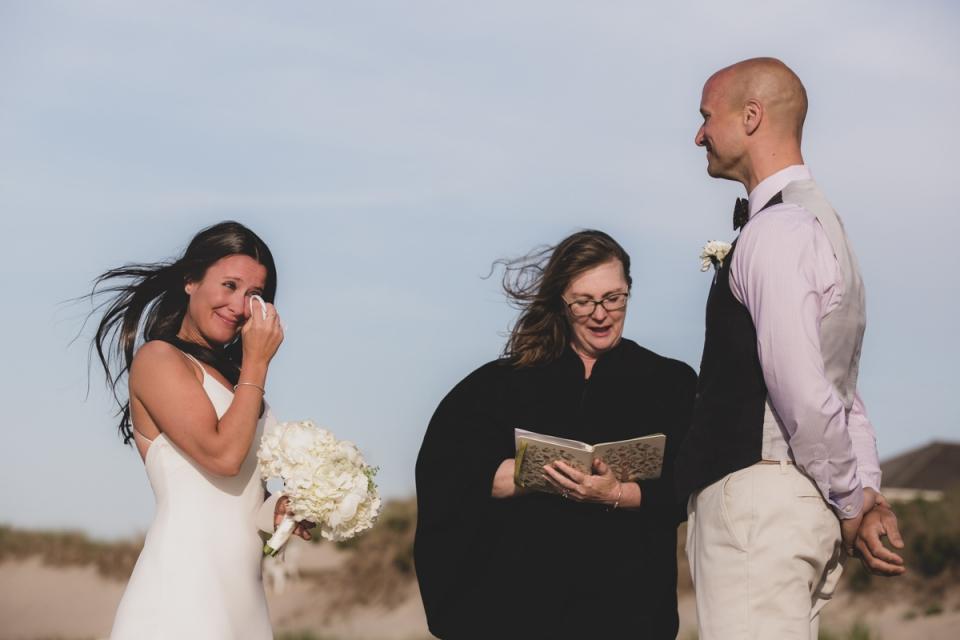 Madaket - Nantucket Island Wedding Ceremony - MA Photographer