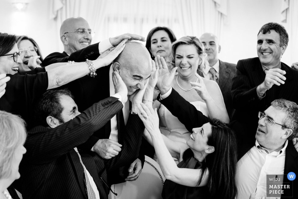 Fiesta de bodas en Lecce - fotógrafo para Tenuta Caradonna, Lecce, Apulia